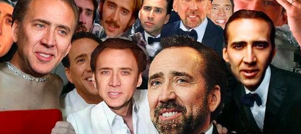 Anticdotes podcast 13 Nicholas Cage oscar selfie