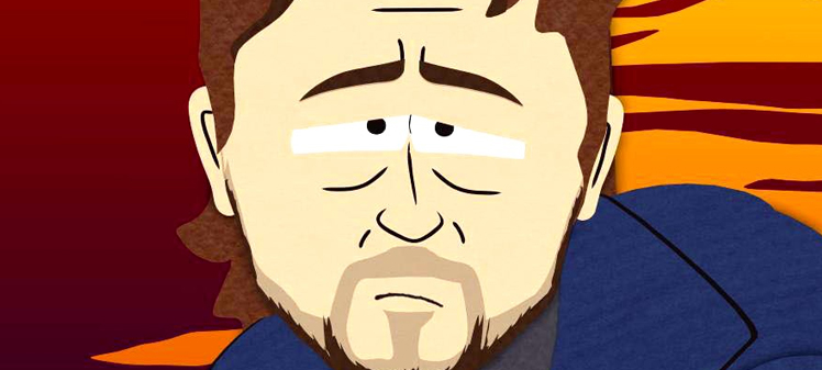 Anticdotes Podcast 15, Russell Crowe, Noah, South Park