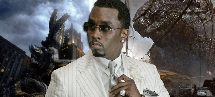 Anticdotes podcast 17, Puff Daddy, Godzilla 1998, 2014