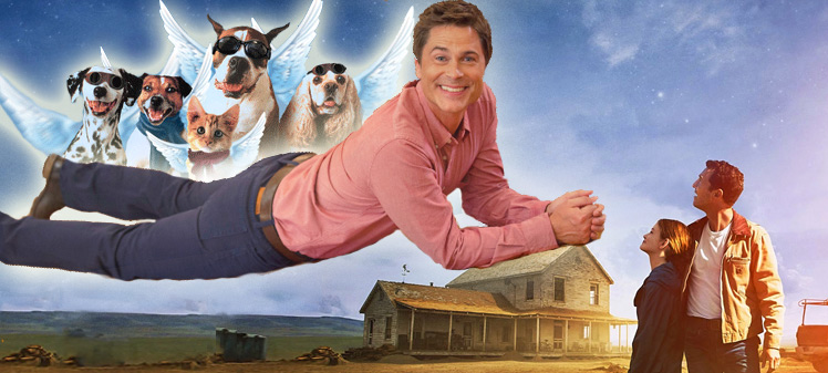 Anticdotes podcast ep 24, Rob Lowe, Interstellar, Angel Pets