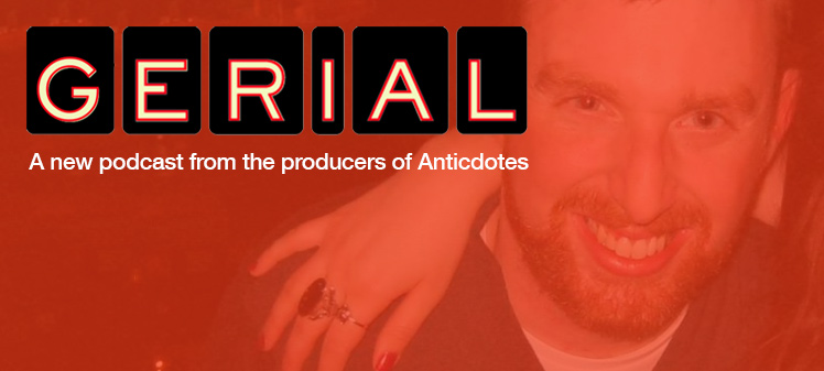 Anticdotes podcast ep 25, Serial