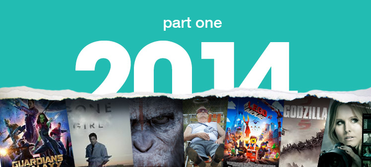 Episode 26, 2014 best of films
