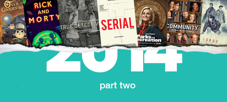 Ep 27, 2014 best of tv and everything else