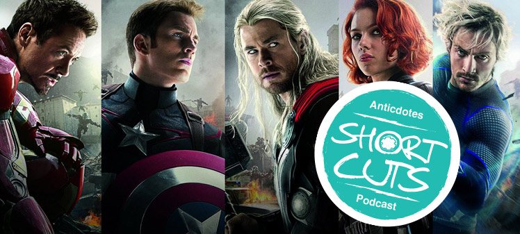 Avengers Age of Ultron Anticdotes short-cuts episode