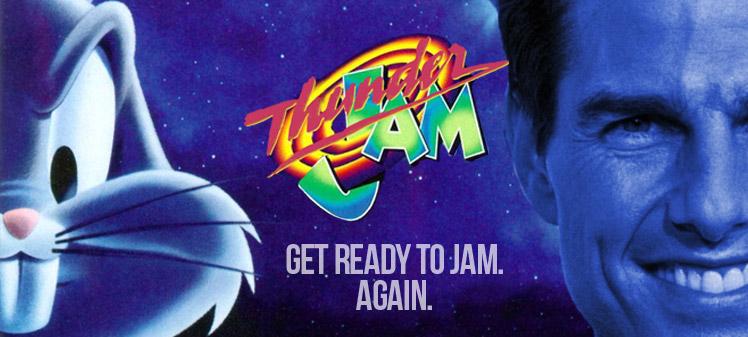 Anticdotes podcast Ep 36, Thunder Jam, Tom Cruise Bugs Bunny