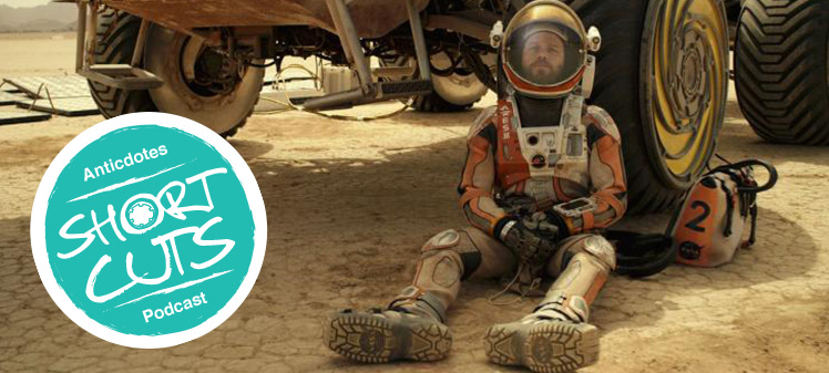 Anticdotes Short-Cuts: The Martian